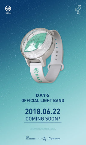 Day6 - Official Light Band