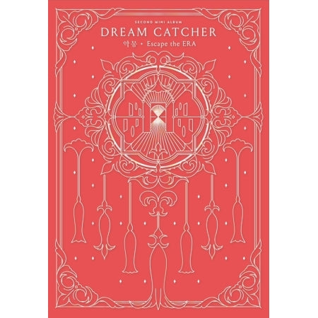 Dreamcatcher - Escape the Era (2nd Mini Album) + Unfolded Poster