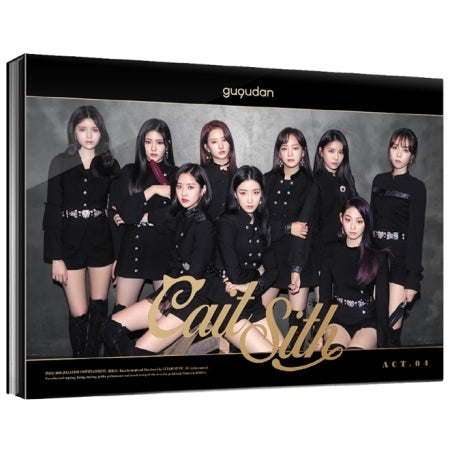 Gugudan - Cait Sith (2nd Single Album)