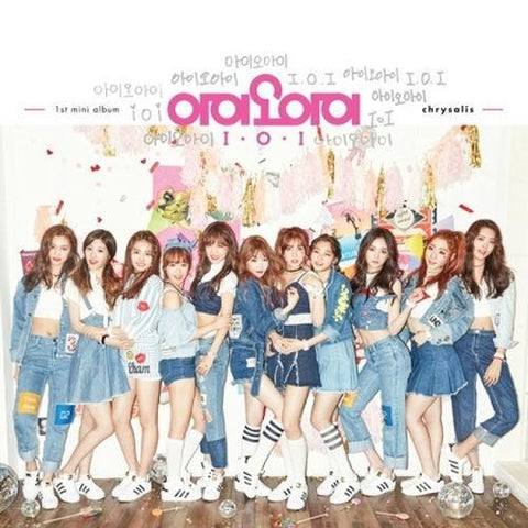 I.O.I - 1st Mini Album (Reprint)