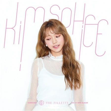 Kim So Hee - The Fillette (1st Mini Album)