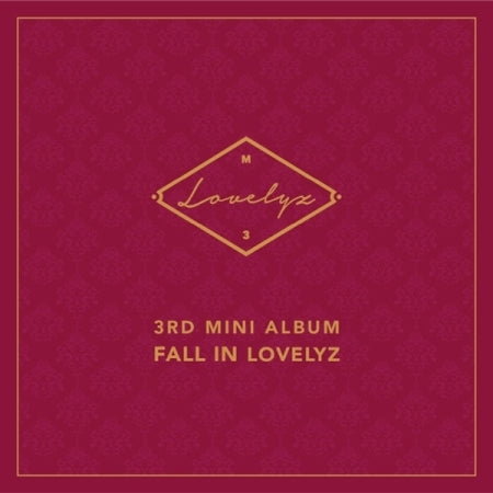 Lovelyz - Fall In Lovelyz (3rd Mini Album)