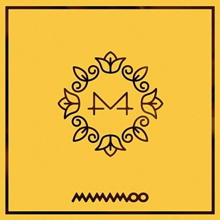 Mamamoo - Yellow Flower (6th Mini Album)
