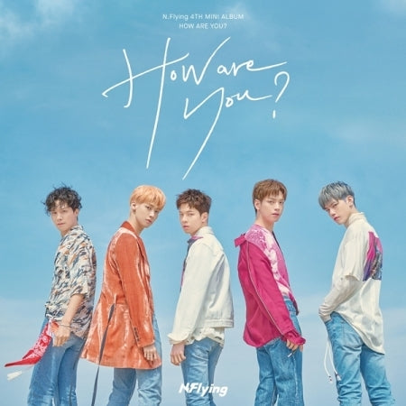 N.Flying - How Are You (4th Mini Album)