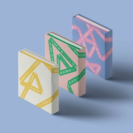 Seventeen - You Make My Day (5th Mini Album) + Unfolded Poster