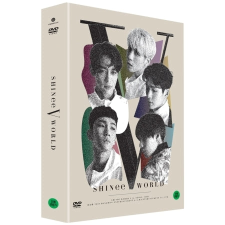 Shinee - Shinee World V in Seoul DVD (2 Disc)