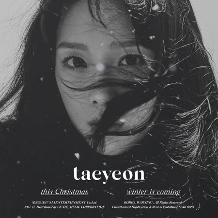 Taeyeon - Winter Album (This Christmas - Winter is Coming)