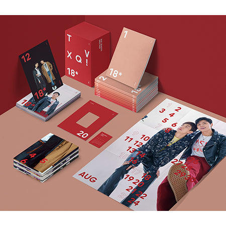 TVXQ - 2018 Season's Greetings