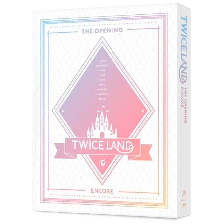 Twice - Twiceland: The Opening [Encore] 2 Disc DVD