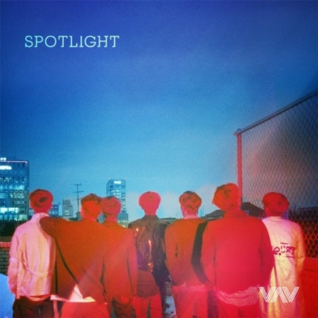 VAV - Spotlight (3rd Mini Album)