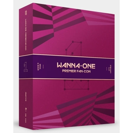 Wanna One - Wanna One Premier Fan-Con (3 Discs)