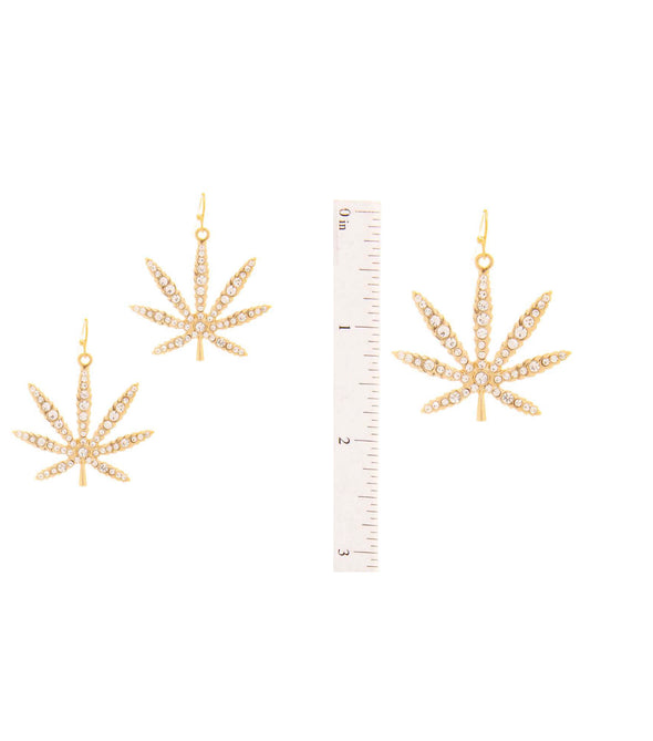 Mary Jane Diamond Earrings - UntamedEgo LLC.