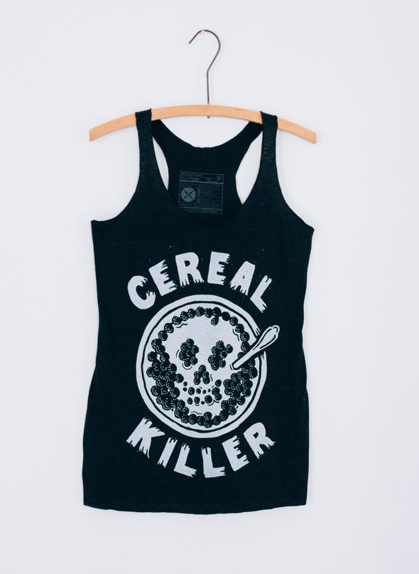 CEREAL KILLER WOMEN'S TANK