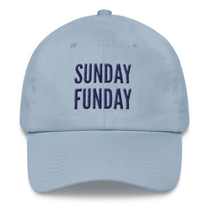 Sunday Funday Dad hat