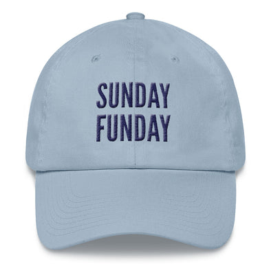 Sunday Funday Dad hat - UntamedEgo LLC.