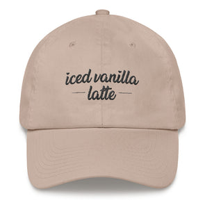 Iced Vanilla Latte Hat