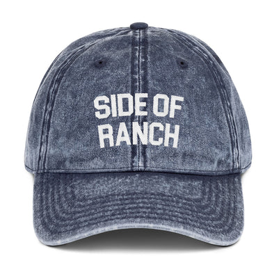 Side Of Ranch Vintage Hat