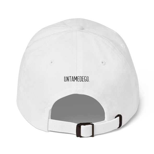 Good Things Happen To Girls Who Hustle Dad Hat - UntamedEgo LLC.