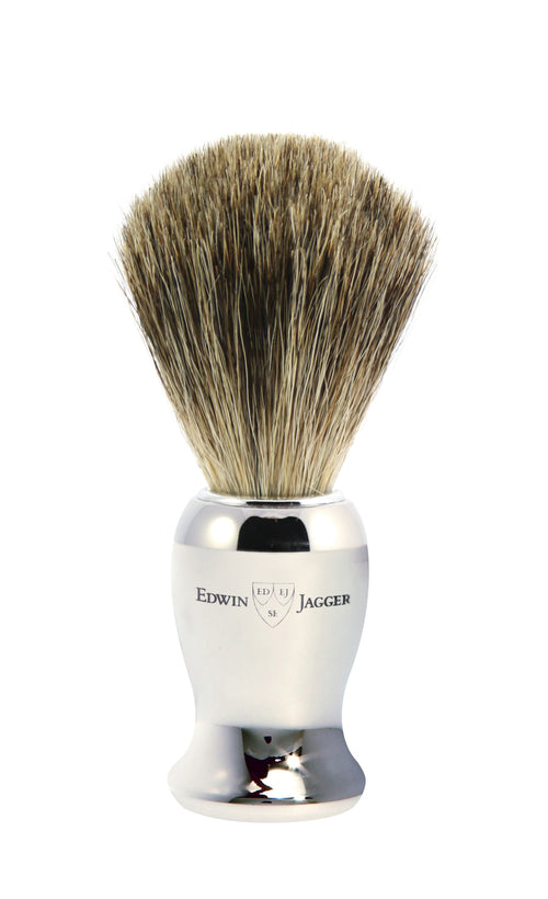 EDWIN JAGGER SHAVE BRUSH 81SB719CR