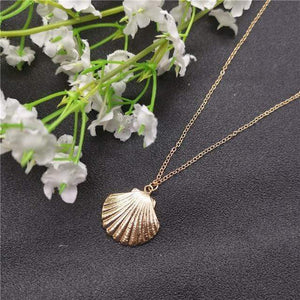 Sea Shell Pendant Necklace (13 Styles) WickedAF 13