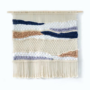 WickedAF Cloud Atlas Macrame Tapestry