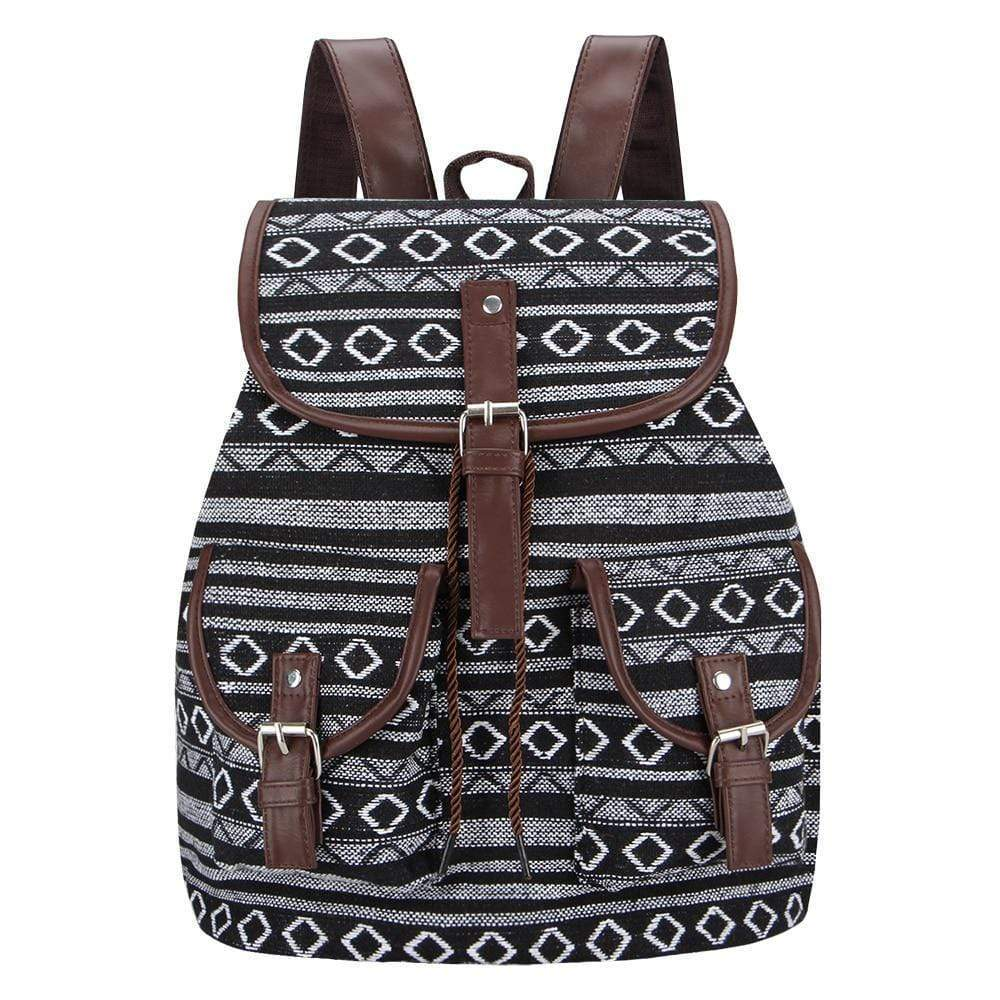 Hippie Journey Aztec Rucksack (5 styles) backpack WickedAF A