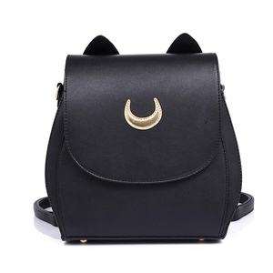 Adventure Moon Leather Backpack Backpack WickedAF