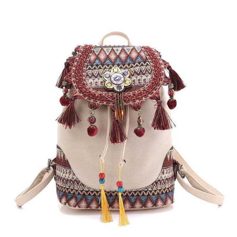 Boho Tassel Shoulder Bag WickedAF