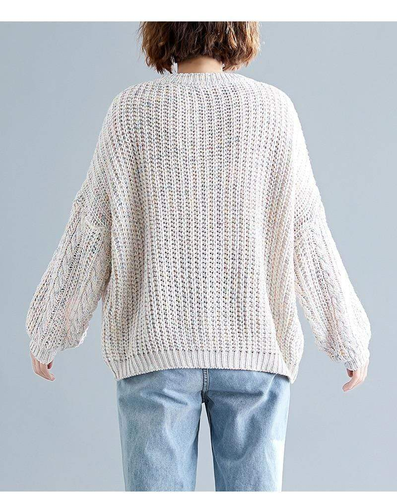 Chunky Speckled Sweater (4 Colors) WickedAF