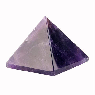 Crystal Carved Pyramid crystals WickedAF