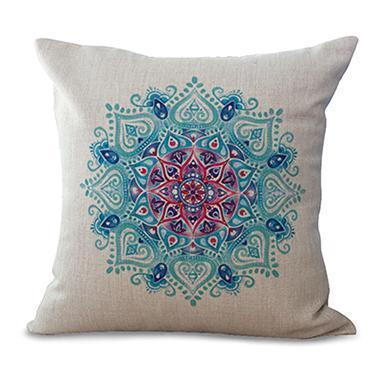 Mandala Pillow Cases (5 Styles) Cushion Cover WickedAF 1