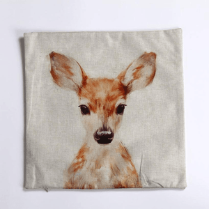Deer Cushion Cover Cushion Cover WickedAF