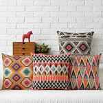 Geometric Boho Cushion Covers Cushion Cover WickedAF