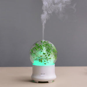 Fresh Flowers Aromatherapy Diffuser diffuser WickedAF Baby breath green flowers EU