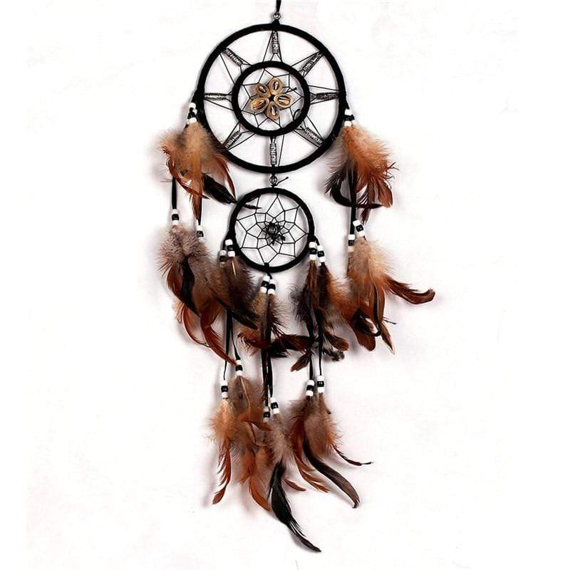 WickedAF dreamcatcher Retro Shell Dreamcatcher