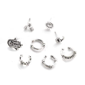 Gypsy Soul Earring Set 8pcs earring set WickedAF