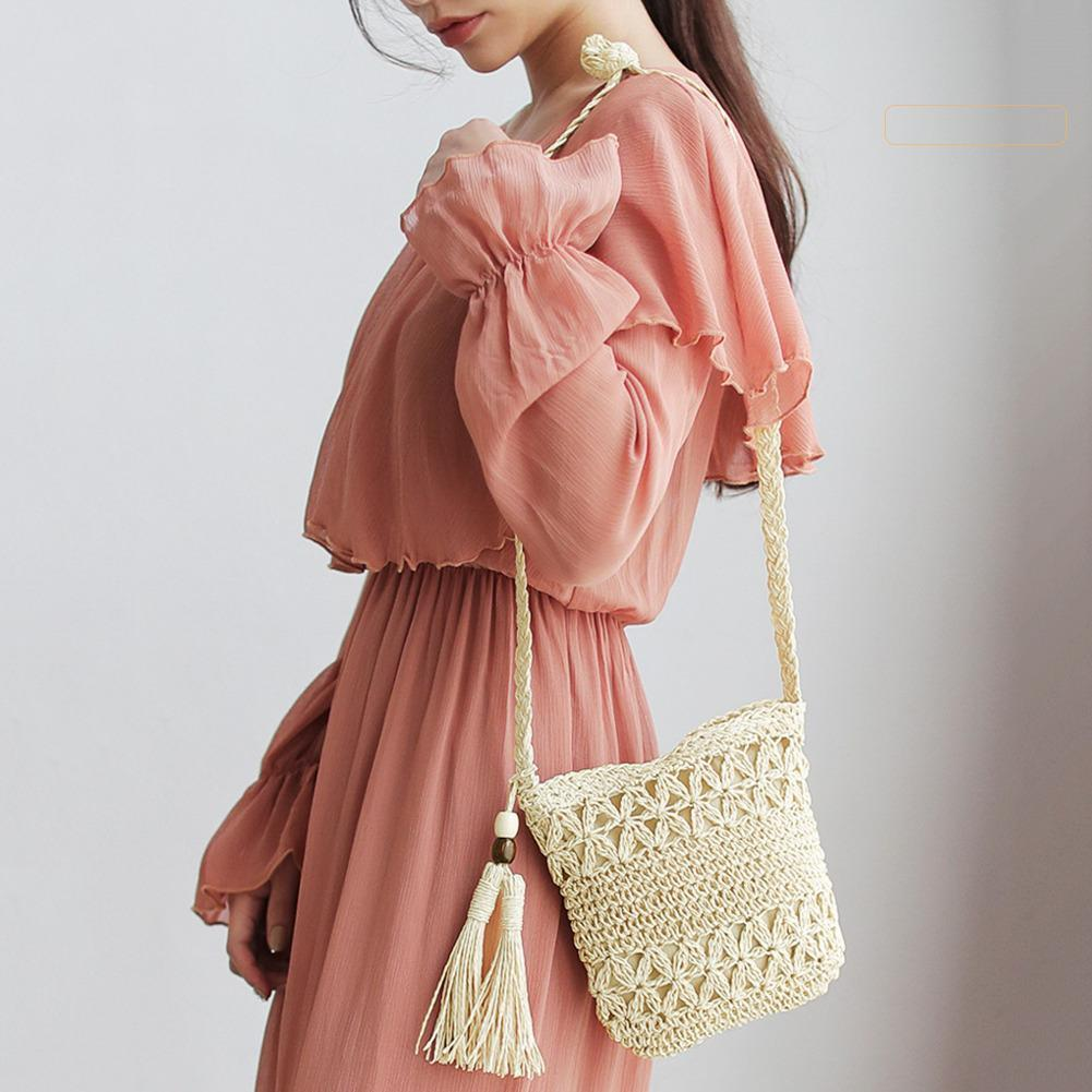Ella Braided Shoulder Bag WickedAF