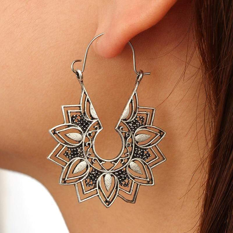 Ethnic Gypsy Earrings WickedAF