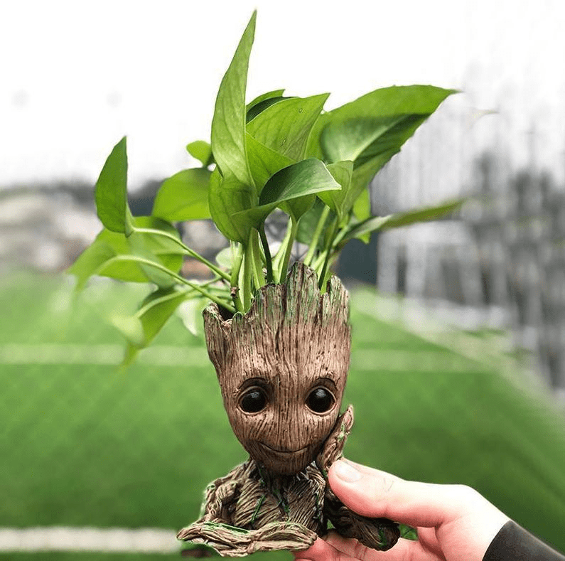 Baby Groot Flower Pot flower pot WickedAF