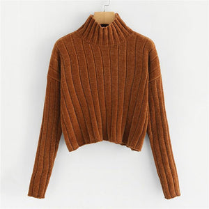 WickedAF Ginger Chenille Sweater