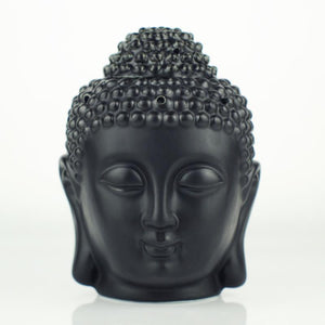 Tibet Buddha Incense And Oil Burner incense burner WickedAF black