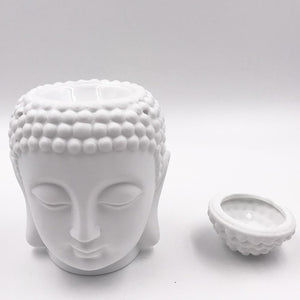 Tibet Buddha Incense And Oil Burner incense burner WickedAF