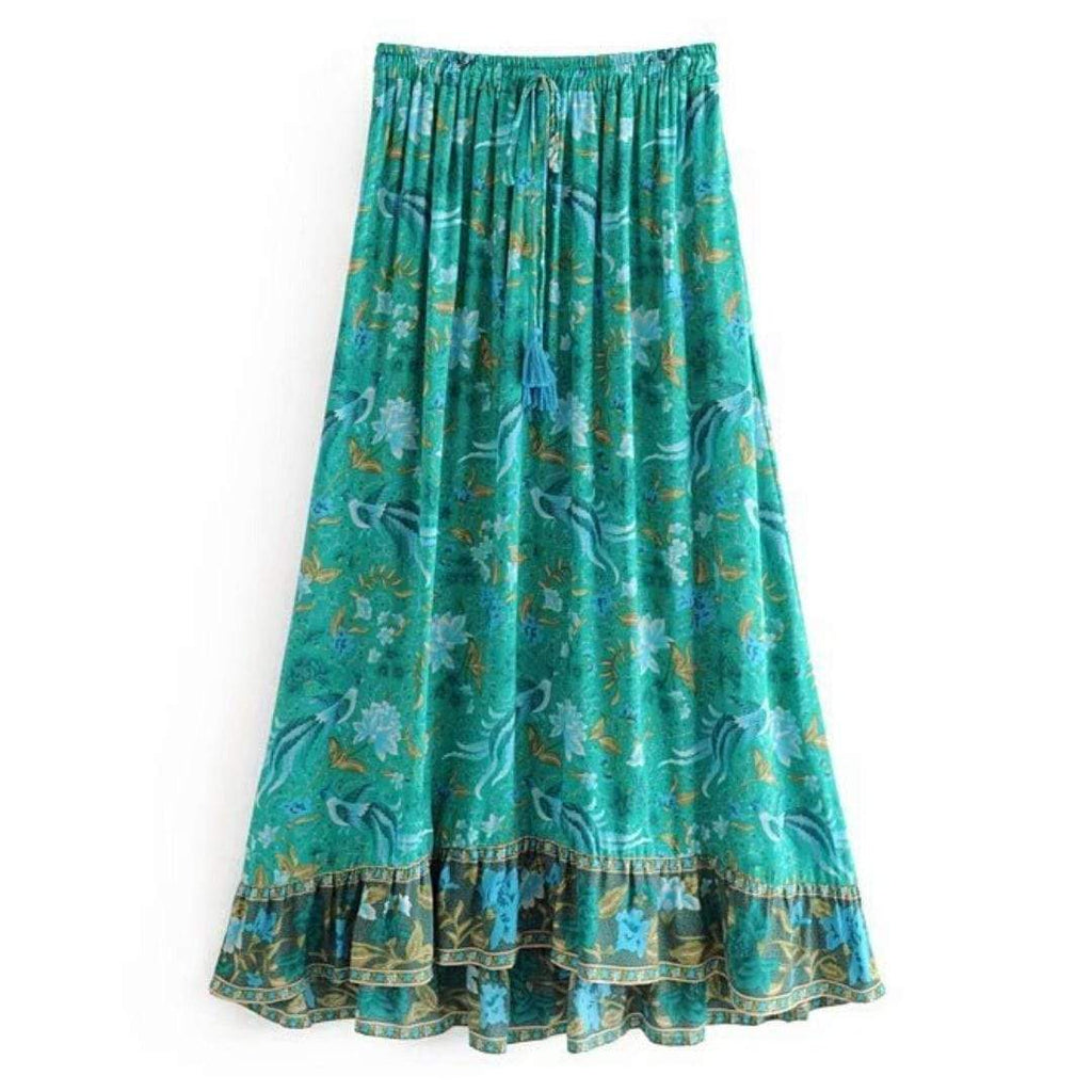 WickedAF LIGHTHOUSE Maxi Skirt