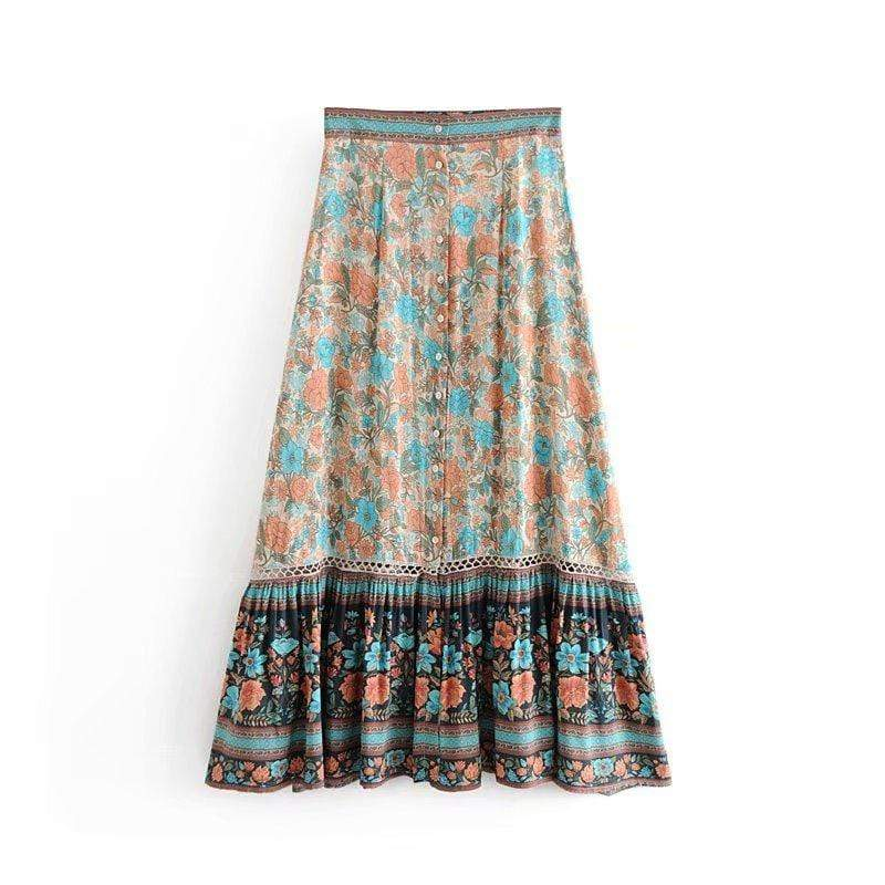 WickedAF Meadow / S Assha Skirt