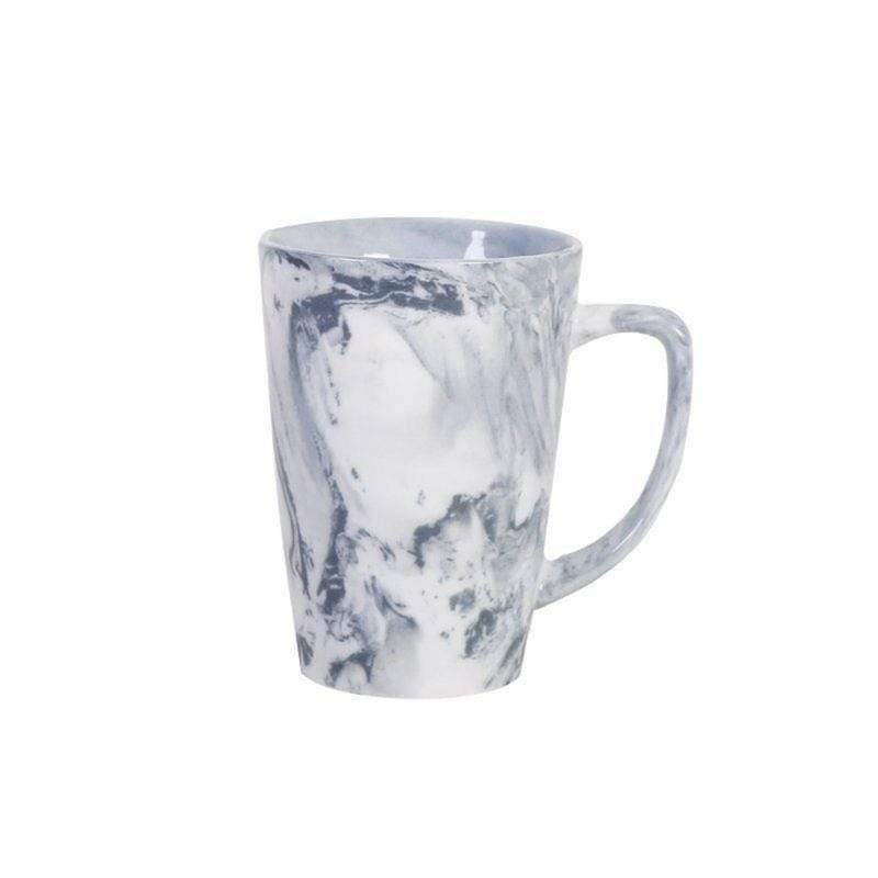 Marble Ceramic Mug Mugs WickedAF 1