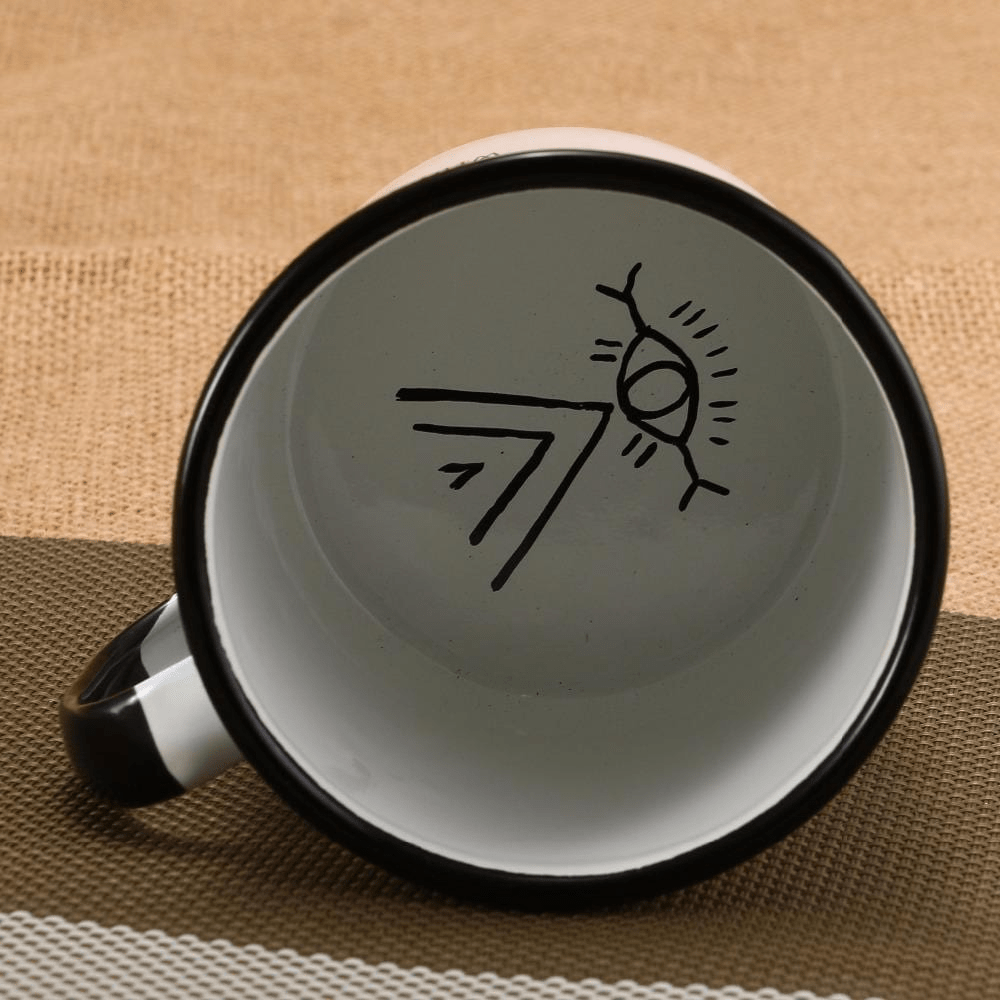 Interact with Nature Coffee Mug Mugs WickedAF
