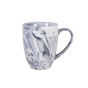 Marble Ceramic Mug Mugs WickedAF 2