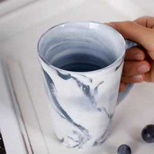 Marble Ceramic Mug Mugs WickedAF