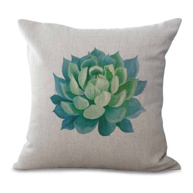 Succulent Pillow Cases pillow cases WickedAF 2