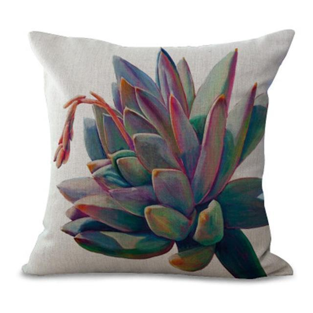 Succulent Pillow Cases pillow cases WickedAF 4